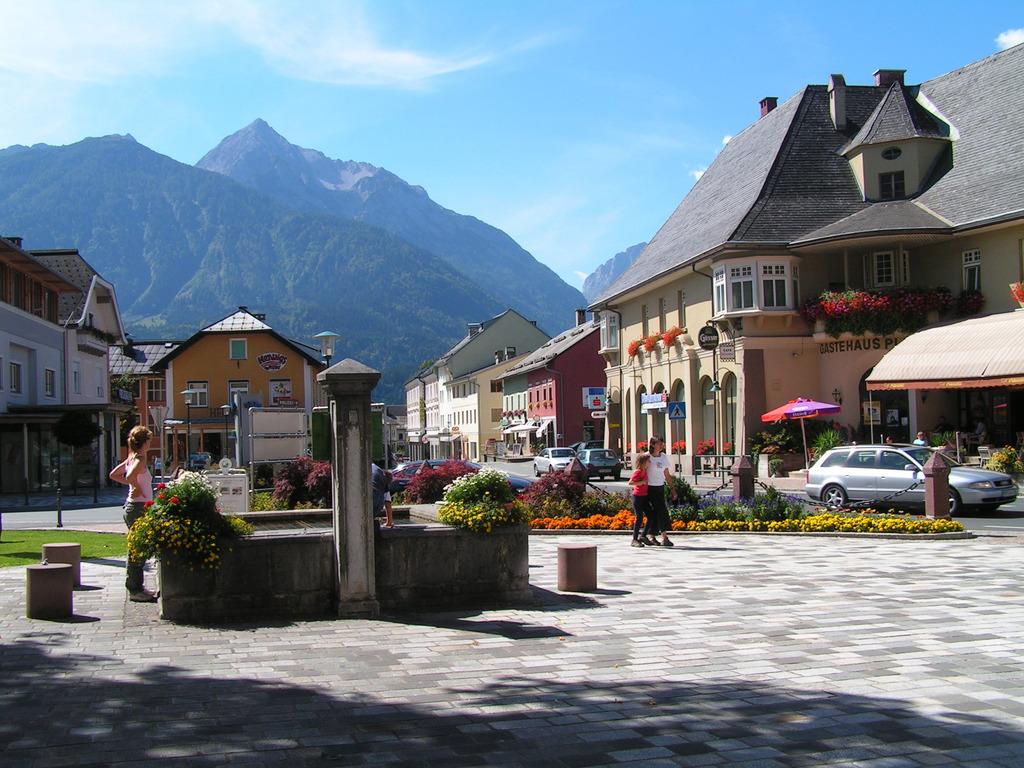 Kotschach Mauthen Oostenrijk