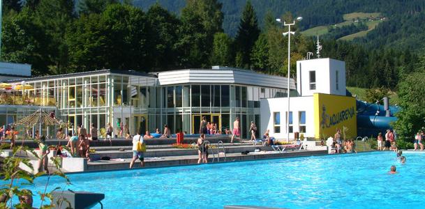 Zwembad Aquarena